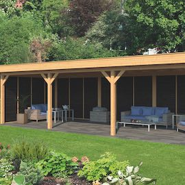 Larch Pent Garden Building Type Six