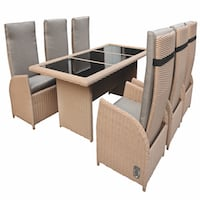 Wicker Dining Range
