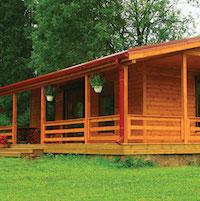 Riopa Bespoke Log Cabin 10 x 8.85m