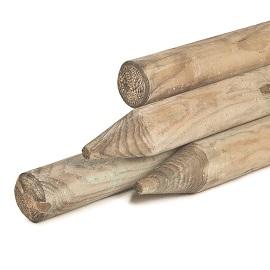 Round Timber Palings