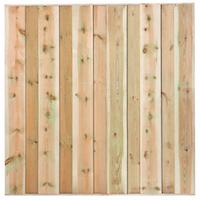 Twente Garden Fence Panel