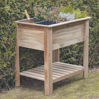 Vegetable Garden Table