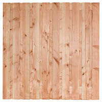 Zwarte Fence Panel Range