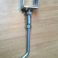 Adjustable Post Ground Anchor