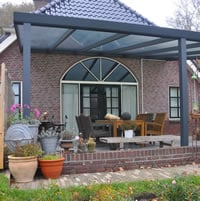 Garden verandas and canopies supplied by tuin - Tent tuin pergola ...