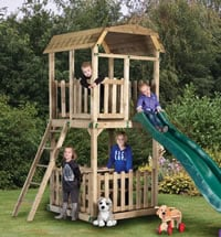Armin Outdoor Play Tower
