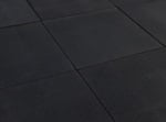Outdoor Rubber Play Tile - Black