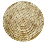 Decking Circle Tiles