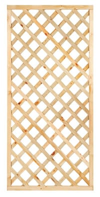 Framed Diagonal Trellis 90