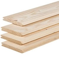 Dried Larch Board