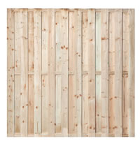 Ermelo Fence Panel