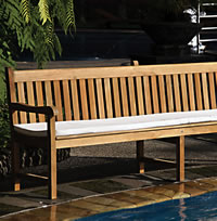 Five Seater Cambridge Garden Bench