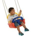 Flexible Swing Seat