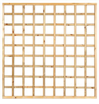Framed Straight Trellis 180