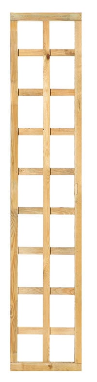 Framed Straight Trellis 40