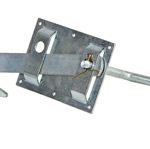 Garden Gate Latch Set