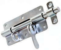Garden Gate Shoot Bolt