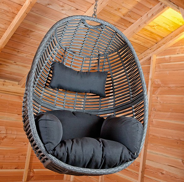 Rattan Hanging Chair - Pisa