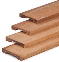 Hardwood Fencing Cap