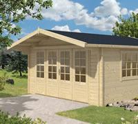 Southampton Log Cabin 5.4 x 5.4m
