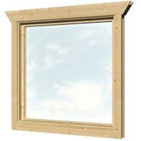 Windows for Log Cabins - Single Glazed