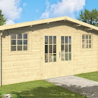 Jackalyn Log Cabin 5 x 4m
