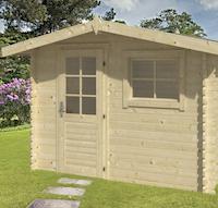 Jesper Log Cabin 3 x 2.5m