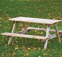 Junior Picnic Table RUMMAGE