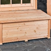 Larch Storage Box