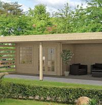 Lilou Log Cabin 8.2x4.9
