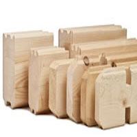 Log Cabin Logs