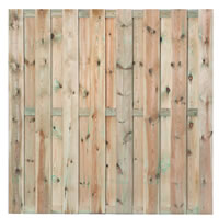 Maastricht Fence Panel