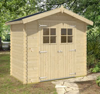 Malva Log Cabin 2.6x1.5m