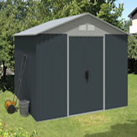 Metal Shed 4 - 2.47 x 3.01m EOS Offer
