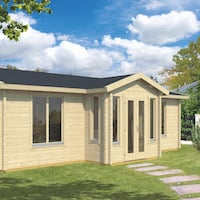 Mullingar 70mm Log Cabin 8.50 x 7.90m