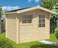Onyx Log Cabin 2.6x2.2m