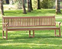 Garden Park Bench 210cm