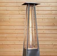 Gas Pyramid Patio Heater