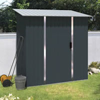 Metal Shed Pent - 1.82 x 1.07m