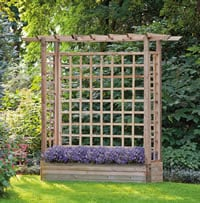 Pergola Flower Box Set