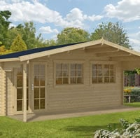 Piet Log Cabin 5.95x3m