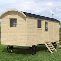 Shepherd Hut - 600cm