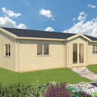 Skerries 70mm Log Cabin 10.50 x 6.50m