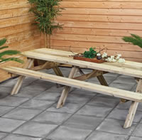 Picnic Table Superior