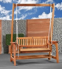Garden Swing Bench EOS Offer