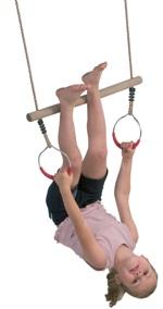 Ring Trapeze Set