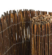 Willow Fence Matting RUMMAGE