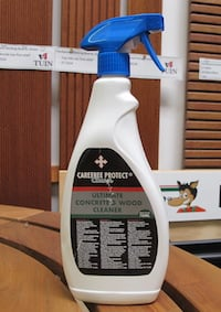 Carefree Protect Wood Cleaner
