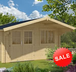 Log cabin all on sale