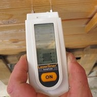 Moisture content in your log cabin